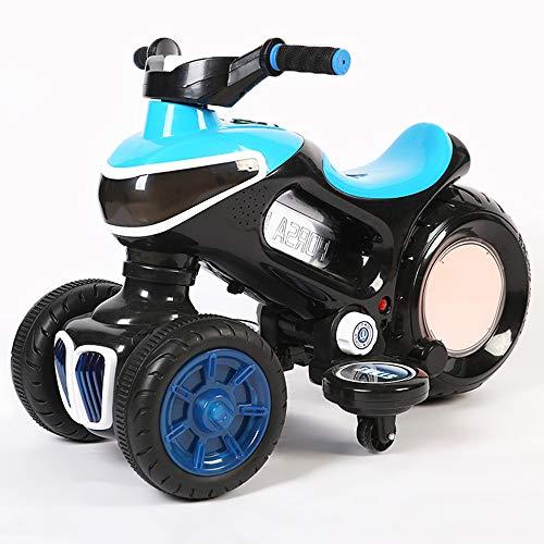 GNB Motocicleta niños de Cuatro Ruedas Chopper Trike Motocicleta Paseo eléctrico en...