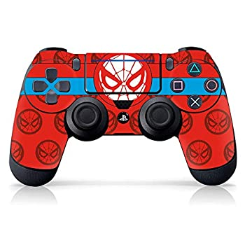 Controller Gear Marvel Comics - Spider-Man - Icon - PS4 Controller Skin  Controller Sold Separately  - PlayStation 4