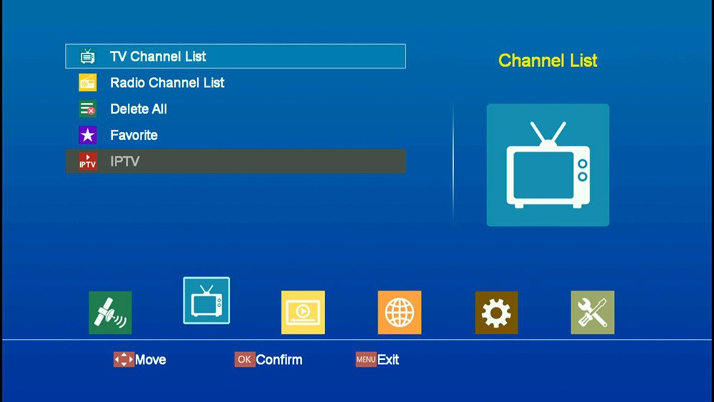 GTMEDIA V8 Nova DVB S2 TV ricevitore satellitare Satellite decoder Support 1080P Full HD PowerVu Biss chiave Newca CC CAM Set-Top Box, con Built-in WiFi: Amazon.es: Electrónica