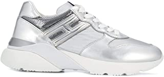 Hogan Luxury Fashion Womens HXW3850BF51M3J2970 Silver Sneakers | Fall Winter 19