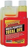 Supercool UV Fluid Leak Detection Dye, 8 Oz