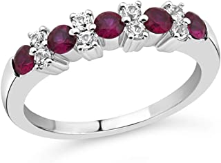 Best sterling silver ring ruby Reviews