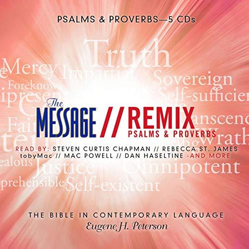 Message Remix Bible cover art