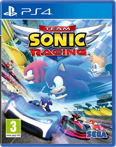 Team Sonic Racing - PlayStation 4 [Importación inglesa]