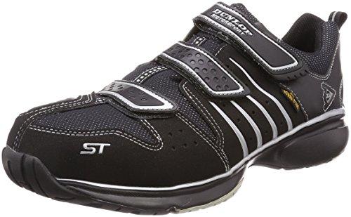 [ダンロップモータースポーツ] 作業靴 安全靴 セーフティスニーカー マグナムST302 メンズ ブラック 27.0 cm 4E