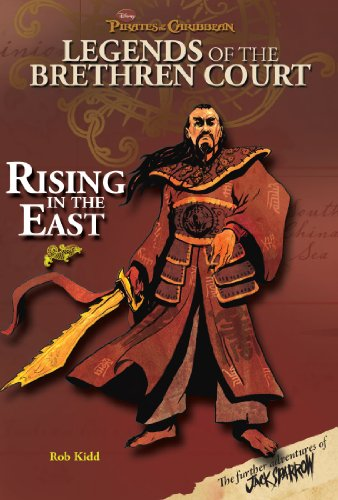 Pirates of the Caribbean: Legends of the Brethren Court: Rising In The East (English Edition)