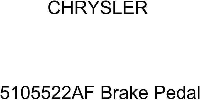 Chrysler Genuine Same day shipping 5105522AF Brake Popular brand in the world Pedal
