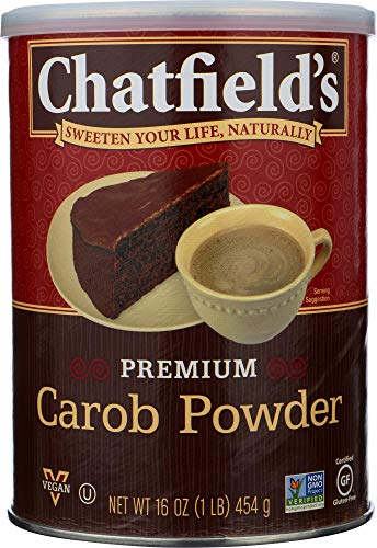 Chatfields (NOT A CASE) All Natural Carob Powder