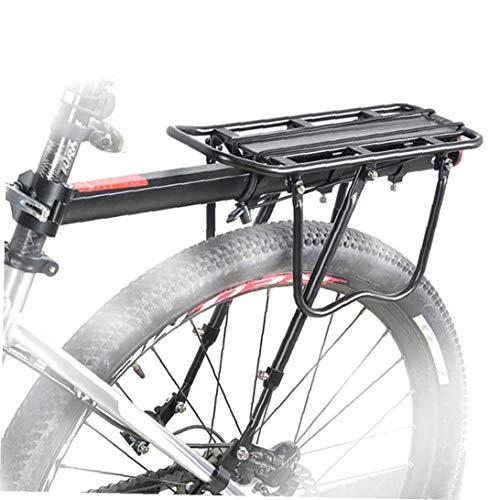Estante De La Bici - Bicicleta Que Viaja del Portador W/Logo Reflector,...