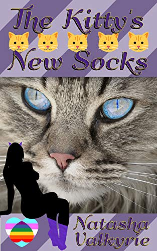 The Kitty's New Socks (Cute Sexy Trans People Do Pervy Things Book 1) (English Edition)