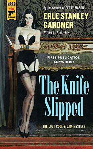 The Knife Slipped (Cool and Lam, Band 127)