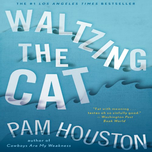 Waltzing the Cat audiobook cover art