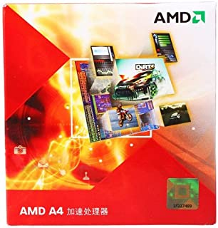 Amd A4-Series 3400 - Microprocesador