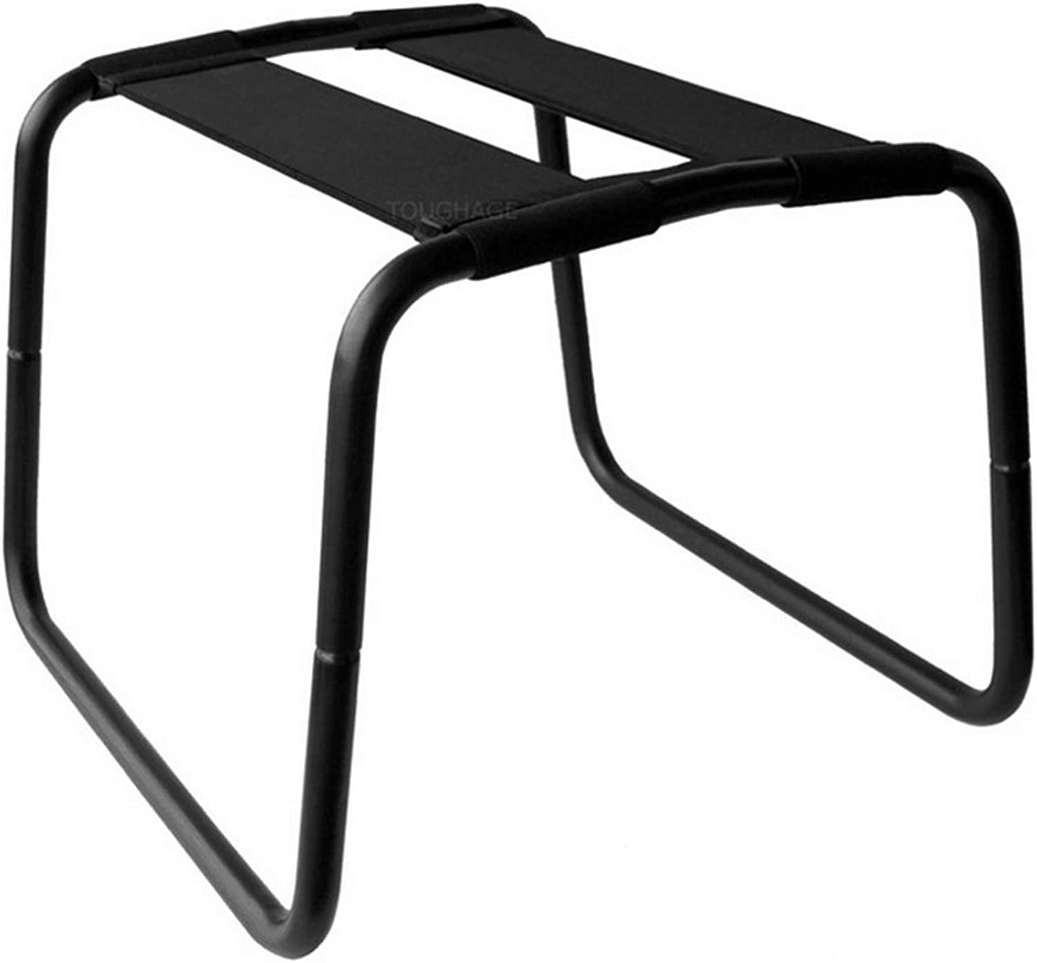 Multifunctional Elastic Chair for Couples (Black)
