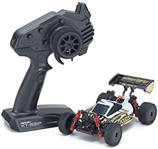 Kyosho Mini-Z Buggy Readyset Inferno MP9, White/Black, KYO32091WBK