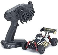 Kyosho Mini-Z Buggy Readyset Inferno MP9, White/Black, KYO32091WBK