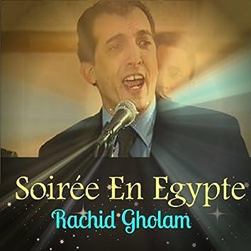 Soirée en Egypte