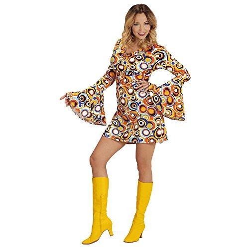 WIDMANN Disfraz de adulto estilo retro de los años 70