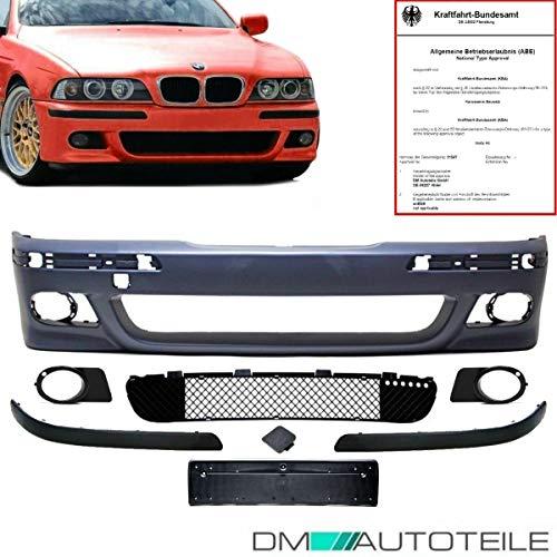 DM Autoteile Frontschürze Stoßstange VORNE KOMPLETT+passt für E39 außer M-Paket M5 +ABE*