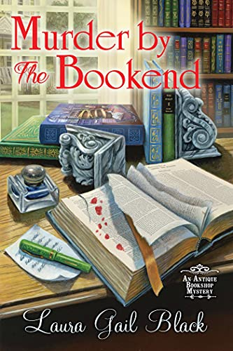 Image of Murder by the Bookend (An Antique Bookshop Mystery)