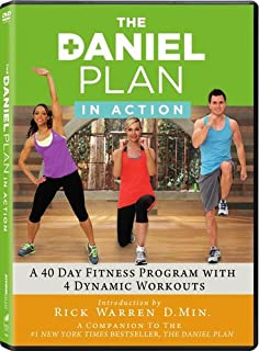 The Daniel Plan In Action: Complete  Workout Program