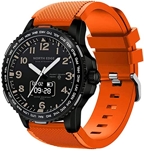 Reloj al aire libre multifuncional reloj digital impermeable Bluetooth deportes reloj inteligente podómetro cronómetro Fitness Tracker