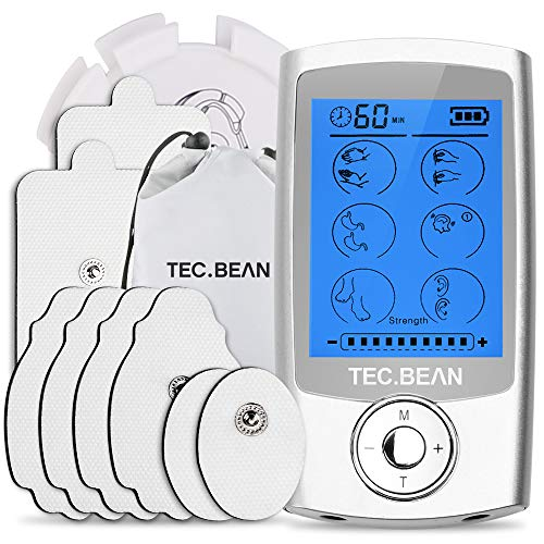 Multi-functional Tens Massager: The Tens unit has 16 Preprogrammed Massage Modes for Pain and Muscle Relief. TENS unit help reduce pain and muscle spasms caused by a wide range of conditions including: arthritis, period pain, knee pain, neck pain, ba...