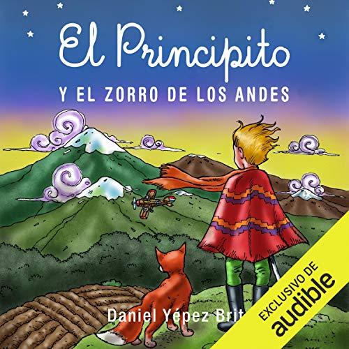 Diseño de la portada del título El Principito y el Zorro de los Andes