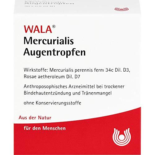 WALA Mercurialis Augentropfen, 30 St. Einzeldosispipetten