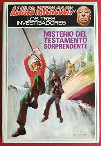 Misterio del testamento sorprendente (Alfred Hitchcock Y Los Tres Investigadores)
