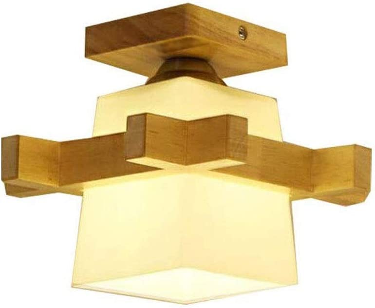 230 230mm 3W Rare Japanese Solid Wood Super-cheap lamp Ceiling Energ Light LED