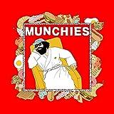 Munchies  (Limitiertes Rotes Vinyl+Mp3 Code) [Vinyl LP]