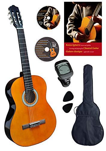 Clifton -  Konzertgitarre 4 4,