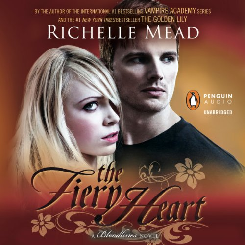 The Fiery Heart cover art