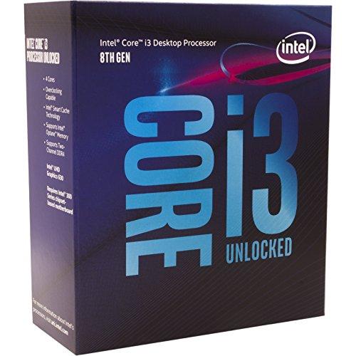 Intel BX80684I38350K 8th Gen Core i3-8350K Processor