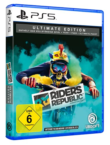 Riders Republic - Ultimate Edition - [PlayStation 5]
