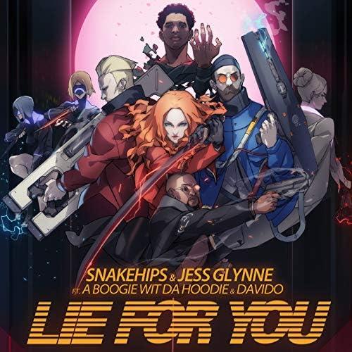 Snakehips & Jess Glynne feat. A Boogie Wit da Hoodie & DaVido