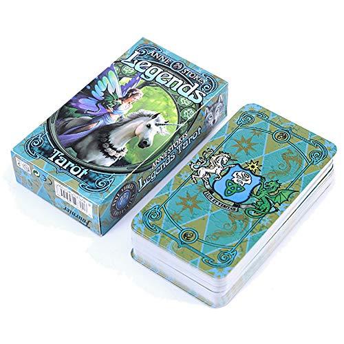 Witches kartenspiel Legenden Tarotkarten Für Legende Tarot Board Deck Spiele Spielkarten Für Partyspiel