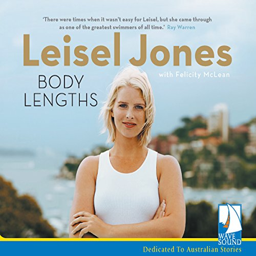 Body Lengths audiobook cover art