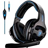 Sades Gaming Headset Review and Comparison