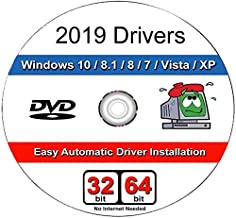 Windows 2019 Driver DVD Software For Windows 10, 8.1, 8, 7, Vista, XP in 32/64 bit For Most PCs/Laptops Acer, Dell, HP, IBM, Gateway, Toshiba, Lenovo, Asus, E-Machines and Much More