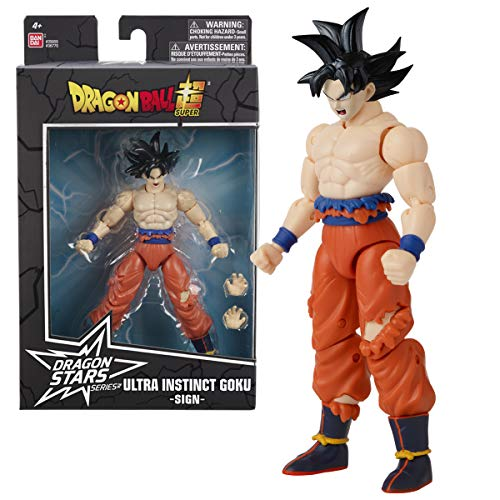BANDAI Ball Super – Dragon Star Figur 17 cm – Instinct Goku – 36770, Mehrfarbig