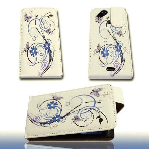 Design No. 2 Flip Style - Custodia compatibile con Sony Ericsson Xperia Arc - Arc S