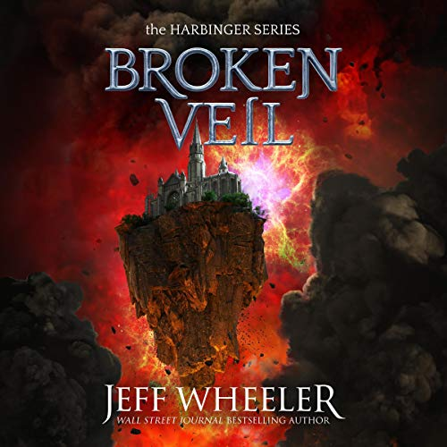 Broken Veil audiobook cover art