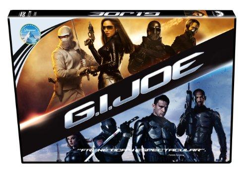 Gi Joe (Ed. Horizontal) (Import Dvd) (2011) Quaid, Dennis; Tatum, Channing; So