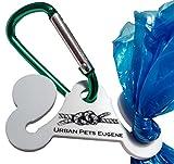 Urban Pets Hands Free Dog Poop Bag Holder Waste Knot