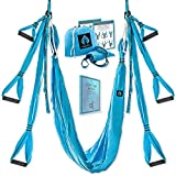 Yoga4You Aerial Yoga Swing Set - Yoga Hammock Swing -...