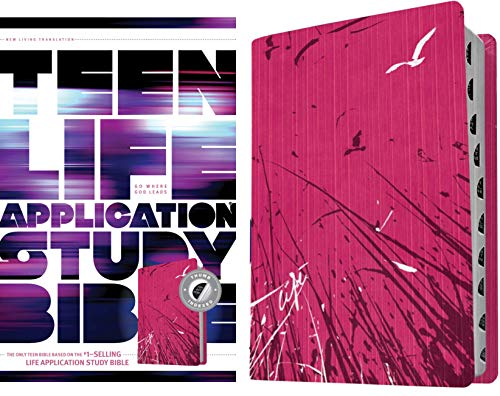 Teen Life Application Study Bible NLT, Index