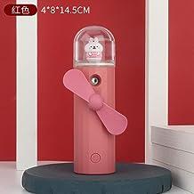 Ventilateur portable mini pulvérisation portable portable petit ventilateur petit fan de dortoir chargement mignon ventila...