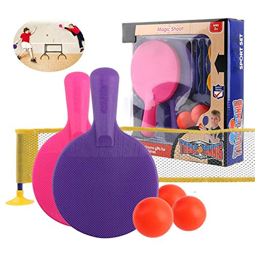 For Sale! N/X Portable Table Tennis Set, Instant Table Tennis Kit Ping Pong Set Retractable Table Te...